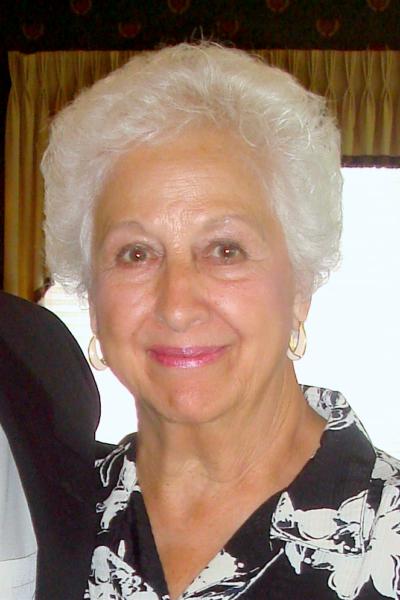 Mary J Brocca 50th